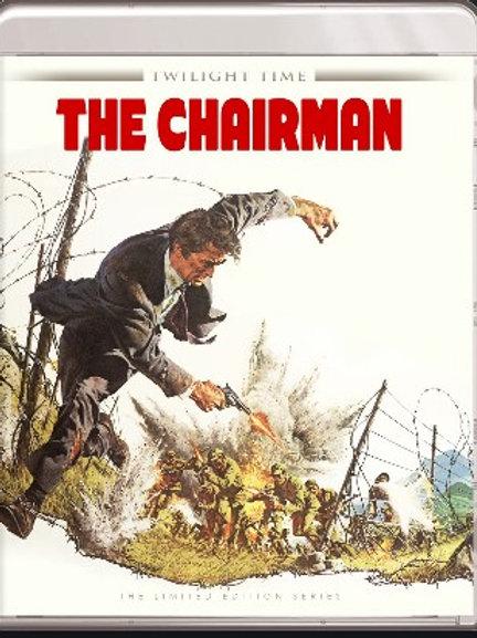 A GRANDE AMEAÇA (The Chairman, 1968)