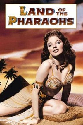 TERRA DOS FARAÓS (Land of the Pharaohs, 1955)