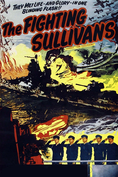 ERAM CINCO IRMÃOS (The Sullivans, 1944)