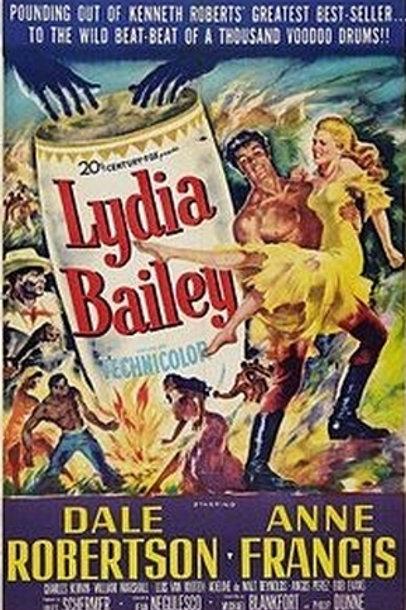 A FEITICEIRA DO HAITI (Lydia Bailey, 1952) DVD legendado em português