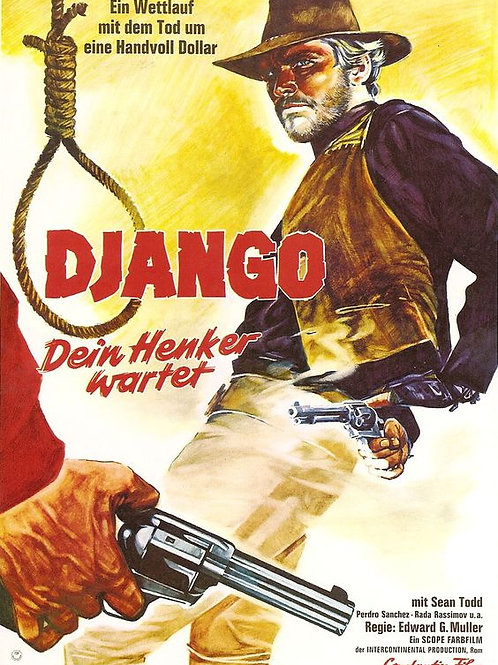DJANGO NÃO ESPERA, MATA! (Non aspettare Django, spara, 1967)