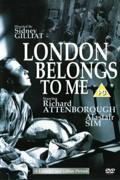 LONDRES ME PERTENCE (London Belongs To Me, 1948)