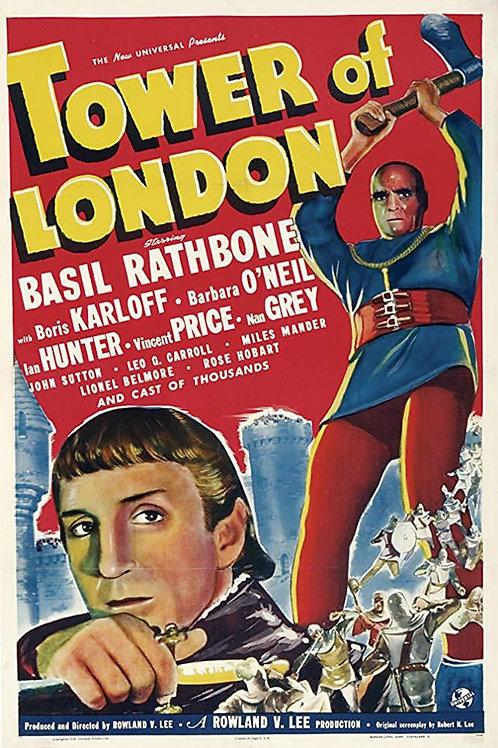 A TORRE DE LONDRES (Tower of London, 1939)