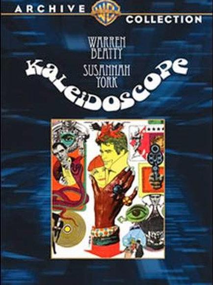 UM JOGADOR ROMÂNTICO (Kaleidoscope, 1966) - Legendado em português