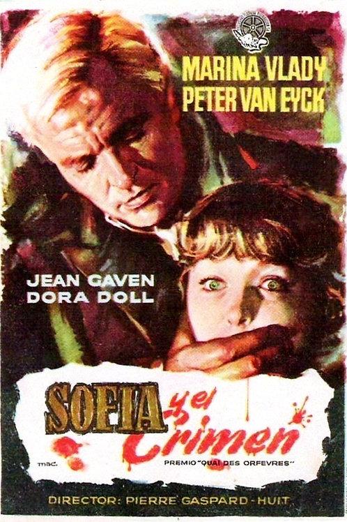 CRIME NA MADRUGADA (Sophie Et Le Crime, 1955)