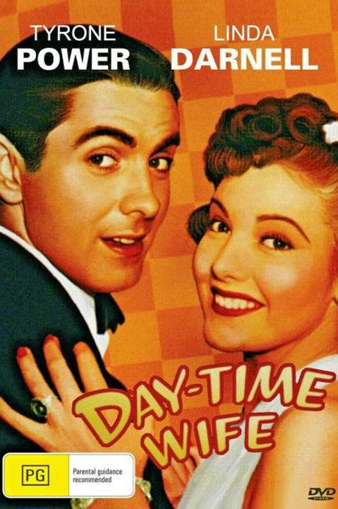 ESPOSAS CIUMENTAS (Day-Time Wife, 1938)
