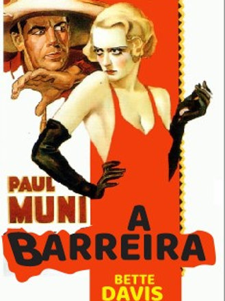 A BARREIRA (Bordertown, 1935)