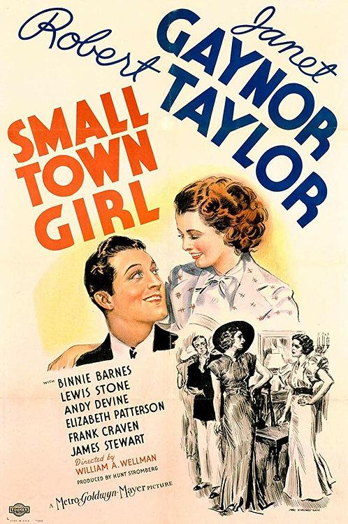 GAROTA DO INTERIOR (Small Town Girl, 1939)
