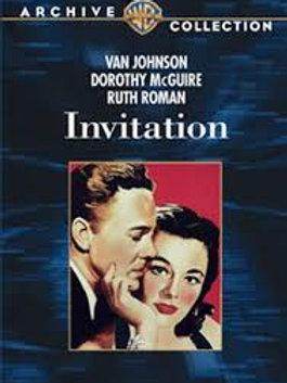 O CONVITE (Invitation, 1952)
