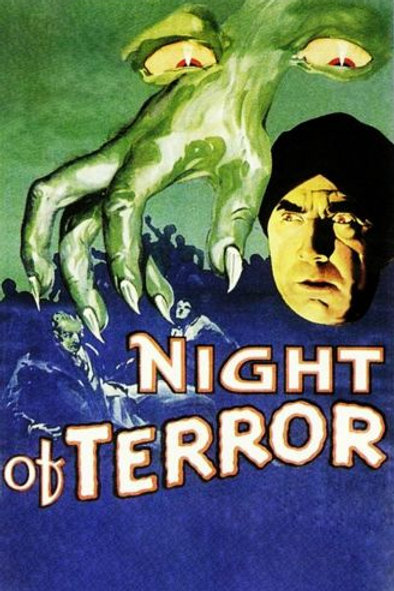 NOITE DE HORRORES (Night of Terror, 1933)