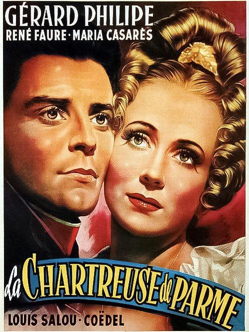 À SOMBRA DO PATÍBULO (La Chartreuse de Parme, 1948)