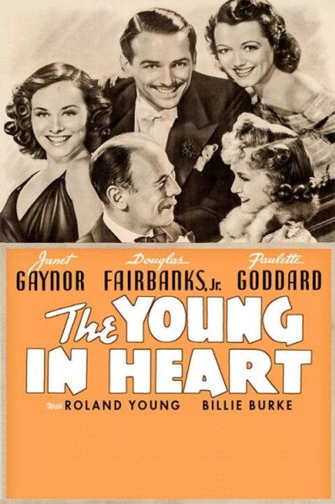 JOVEM NO CORAÇÃO (TheYoung In Heart, 1938)