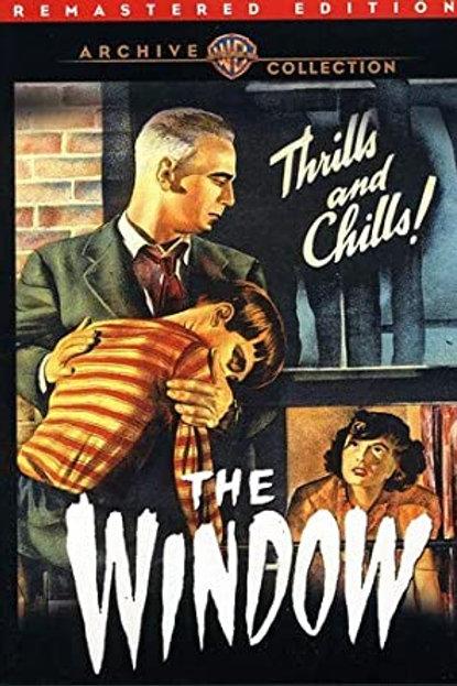 NINGUÉM CRÊ EM MIM (The Window, 1949)