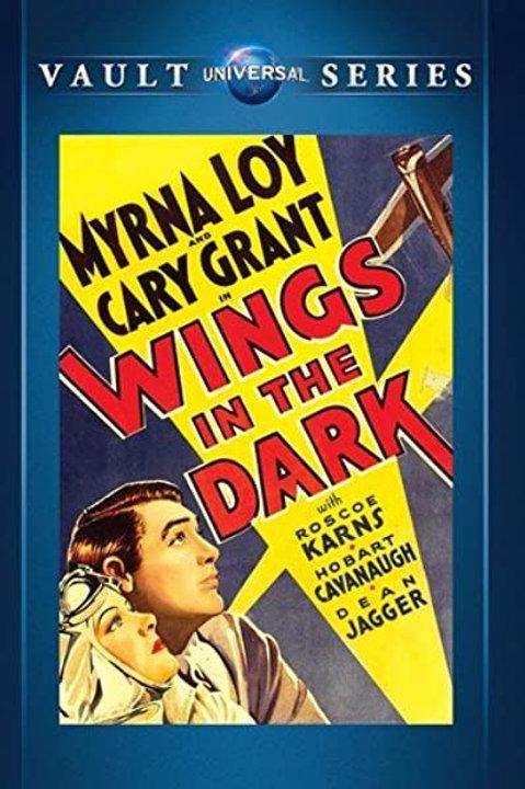 ASAS NAS TREVAS (Wings In The Dark, 1935)