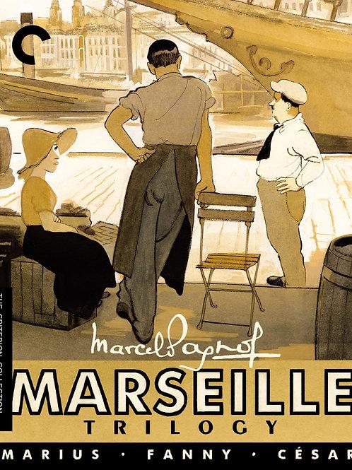 TRILOGIA DE MARSELHA (The Marseille Trilogy, 1931, 1932, 1936)
