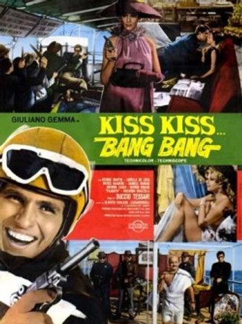 AGENTE SECRETO CONTRA MR. X (Kiss Kiss, Bang Bang, 1966)