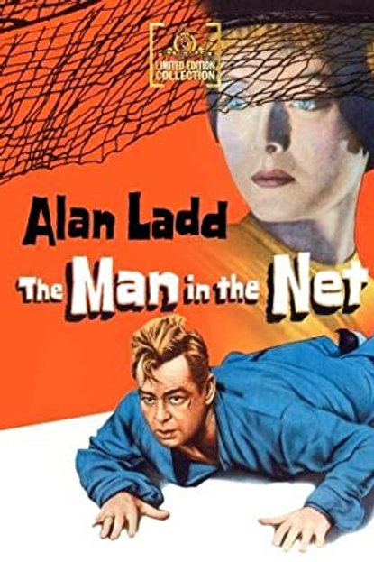 A MULHER QUE COMPROU A MORTE (The Man In The Net, 1959)