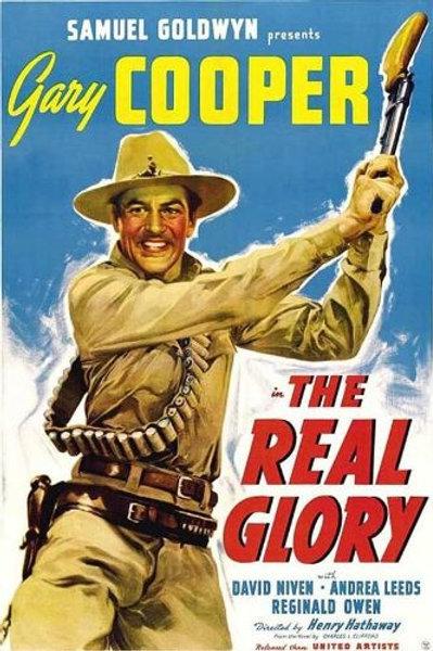A VERDADEIRA GLÓRIA (The Real Glory, 1939)