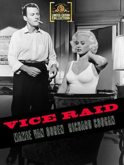 ANTRO DA MALDADE (Vice Raid, 1959)