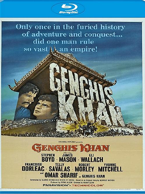 GENGHIS KHAN (Genghis Khan, 1965)