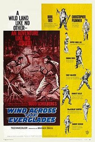 JORNADA TÉTRICA (Wind Across The Everglades, 1959) - DVD Legendado em português