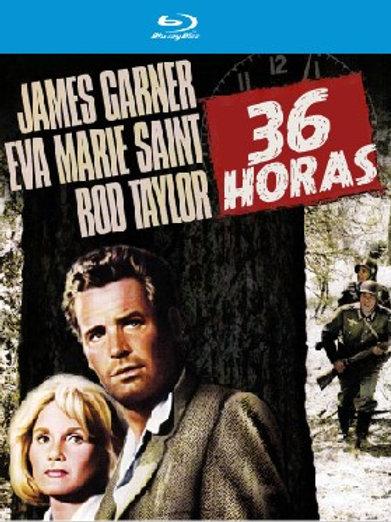 36 HORAS (36 Hours, 1964)