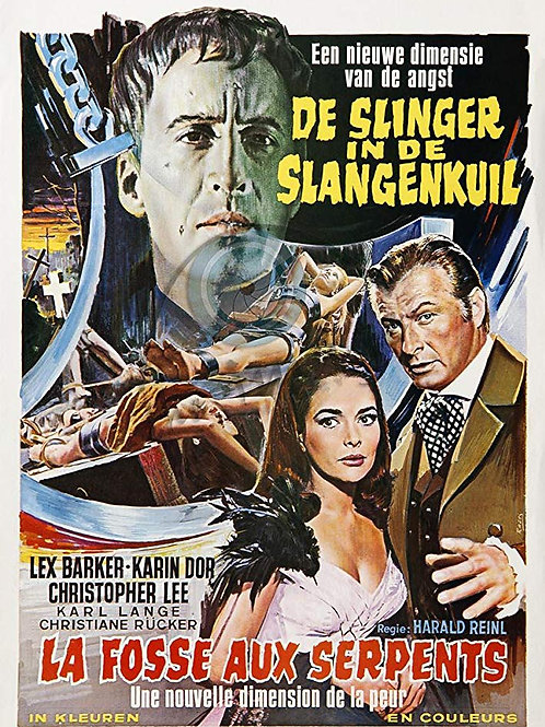 SANGUE DAS VIRGENS (The Torture Chamber of Dr. Sadism, 1967)