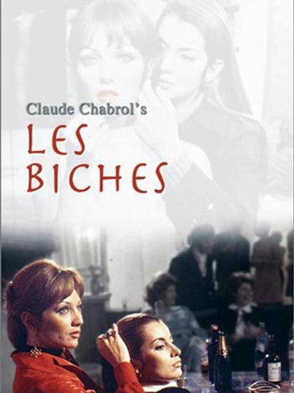 AS CORÇAS (Les Biches, 1968)