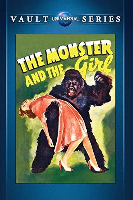 A BELA E O MONSTRO (The Girl and The Monster, 1941)