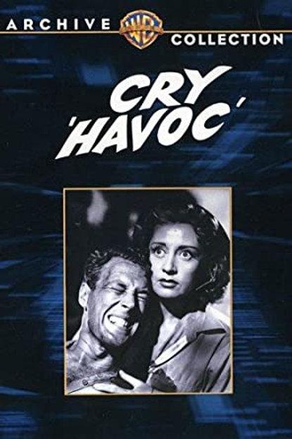 "AURORA SANGRENTA (Cry ""Havoc"", 1943)"