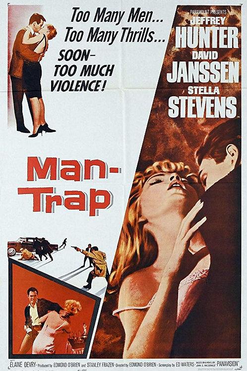 BECO SEM SAÍDA (Man-trap, 1961)