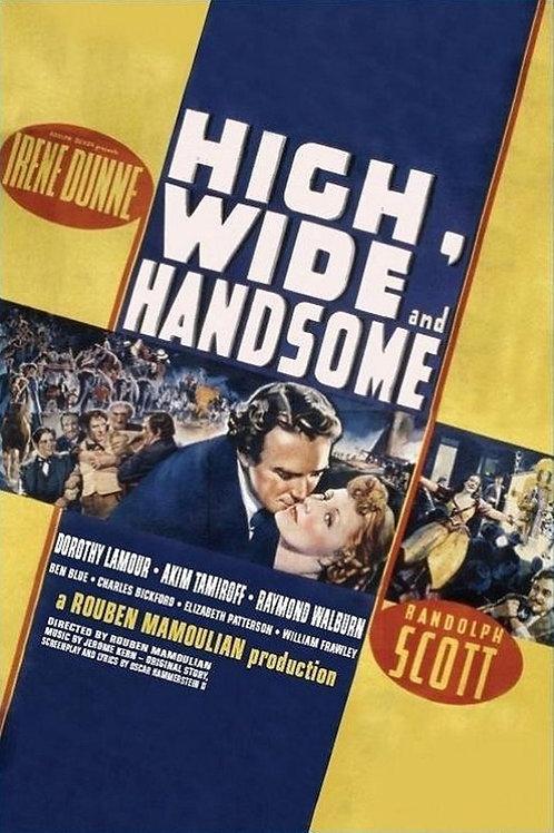 ALEGRE E FELIZ (High, WIde and Handsome, 1937)
