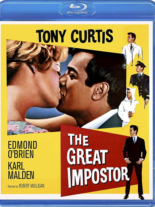 O GRANDE IMPOSTOR (The Great Impostor, 1961)