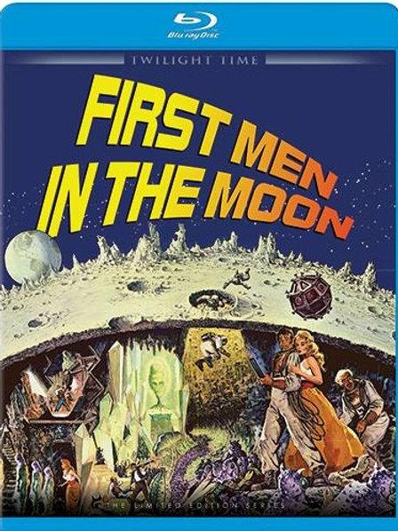 OS PRIMEIROS HOMENS NA LUA (First Men In The Moon, 1964) Blu-Ray legendado