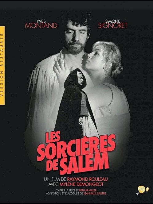 AS VIRGENS DE SALEM (Les Sorcières de Salem, 1957)