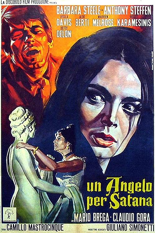 UM ANJO PARA SATÃ (Un Angelo per Satana, 1966)