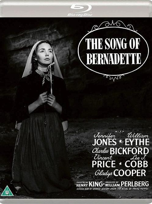 A CANÇÃO DE BERNADETTE (The Song of Bernadette, 1943)