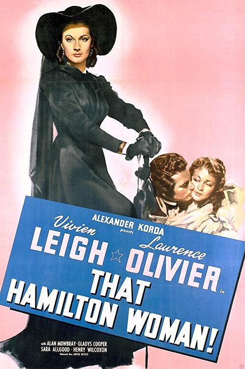 LADY HAMILTON, A DIVINA DAMA (Lady Hamilton, 1941)