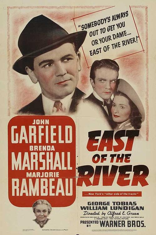A VIDA TEM DOIS ASPECTOS (East of the River, 1940)