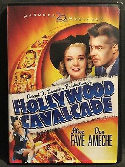 HOLLYWOOD EM DESFILE (Hollywood Cavalcade, 1939)