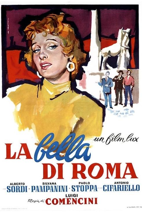 A BELA DE ROMA (La Bella di Roma, 1955)