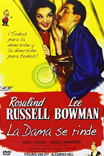 CHAMAM A ISTO AMOR (She Wouldn't Say Yes, 1945)
