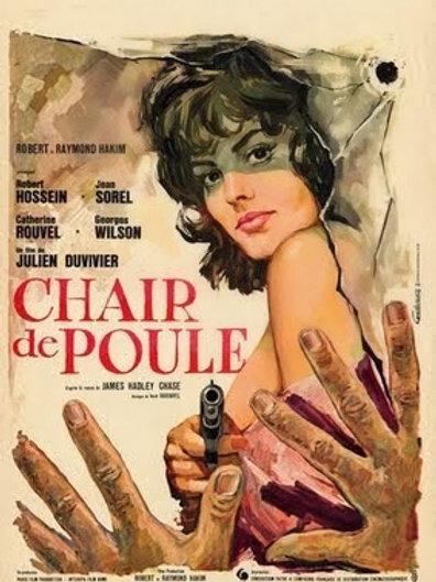 NOITE DE PÂNICO (Chair de Poule, 1963) - Legendado
