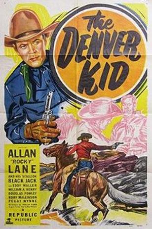 CILADA FATAL (The Denver Kid, 1948) DVD legendado em português