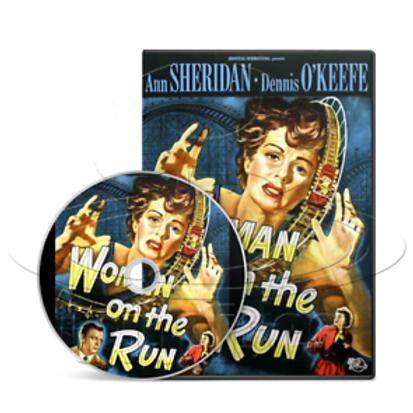 NA NOITE DO CRIME (Woman On The Run, 1950)