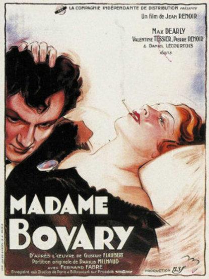 MADAME BOVARY (Idem, 1934)