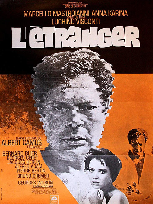 O ESTRANGEIRO (Lo Straniero, 1967)