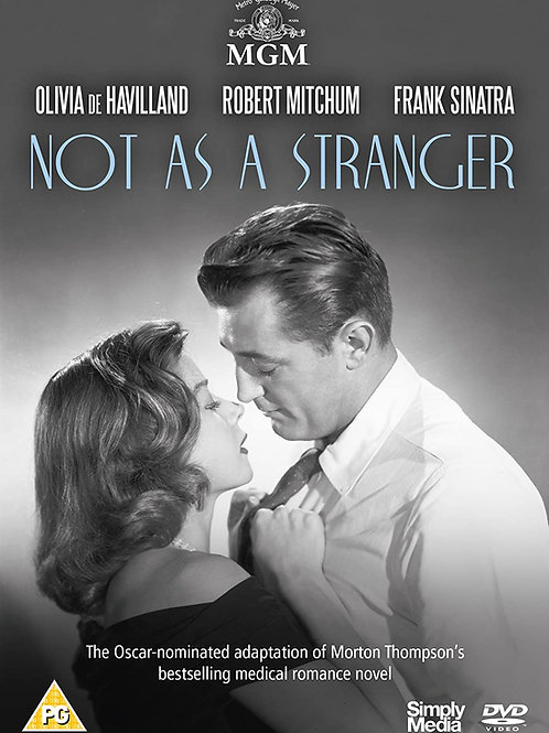 NÃO SERÁS UM ESTRANHO (Not As Stranger, 1955)
