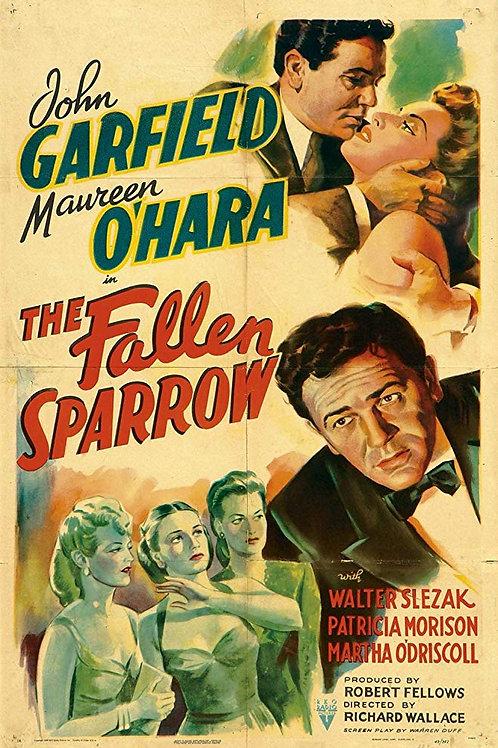 BEIJO DA TRAIÇÃO (The Fallen Sparrow, 1943)