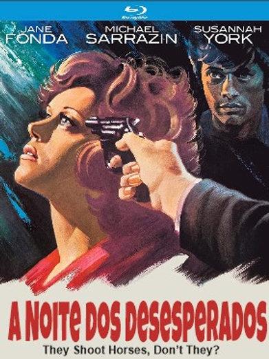 A NOITE DOS DESESPERADOS (They Shoot Horses, Don't They? 1969)